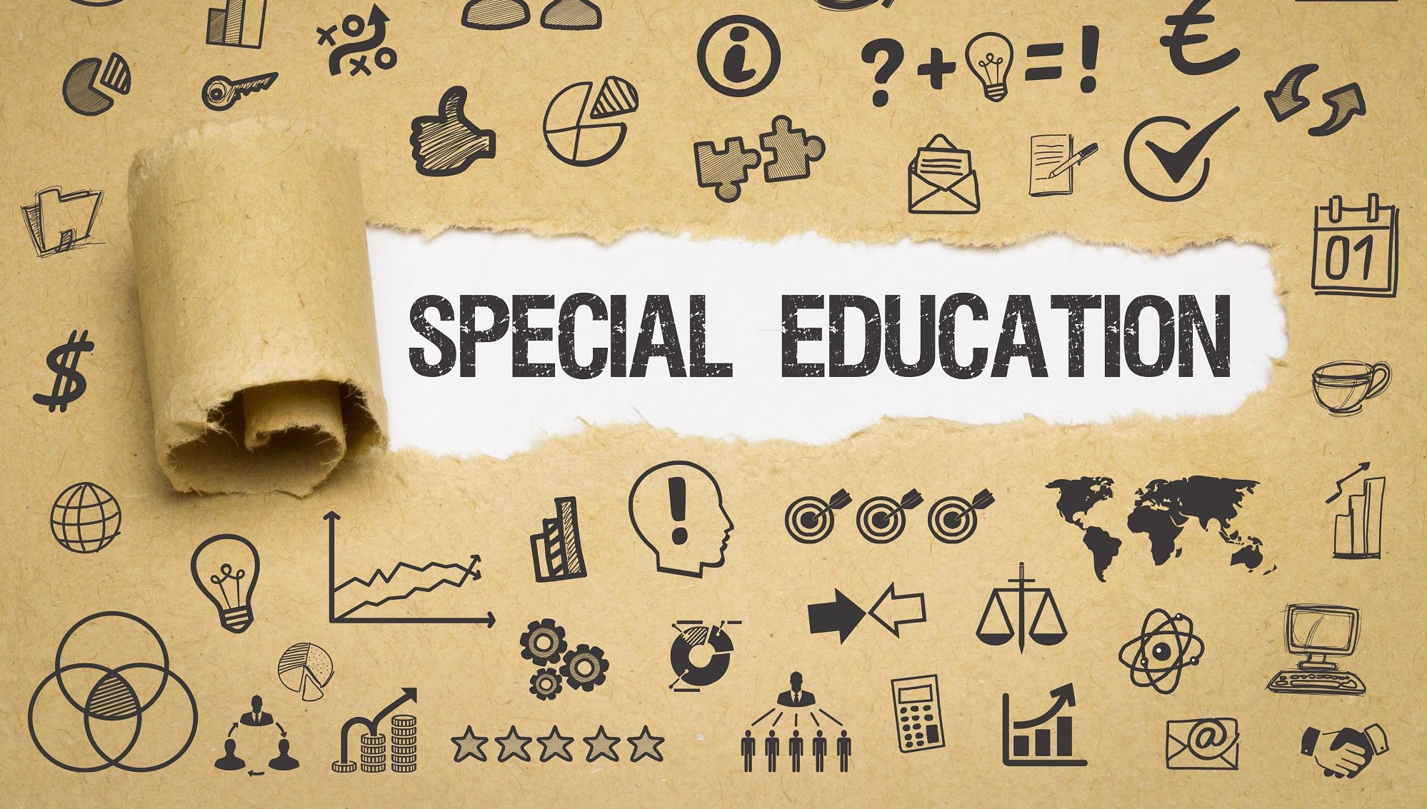The Difference Between Accommodations And Modifications >> A Glossary of Special Education Terms - ExceptionALLY